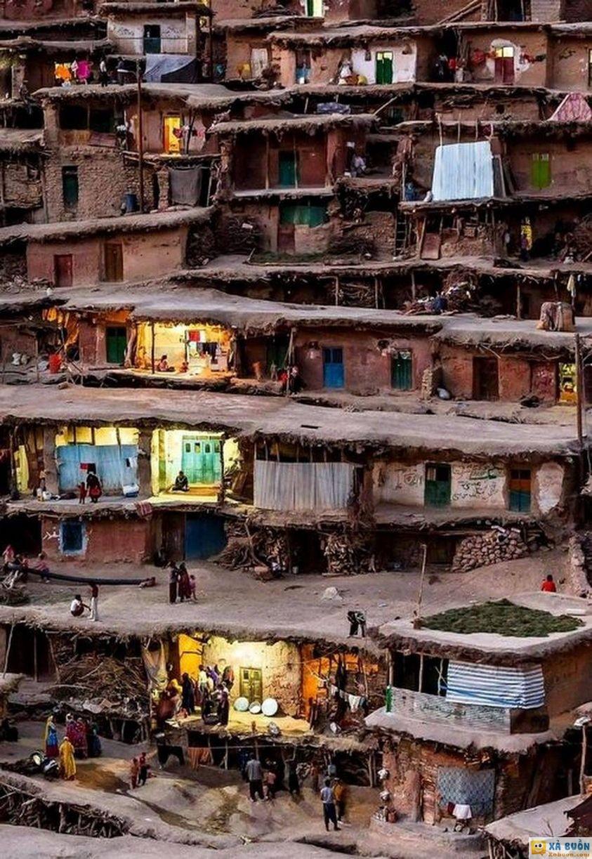 Một ngôi làng ở Iran -  haivl | hài hước | hài vl
