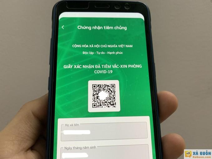 Quy định 'người dân có app xanh được di chuyển' -  haivl